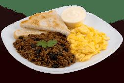 Desayuno Tico