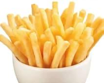 ½ Batata Frita