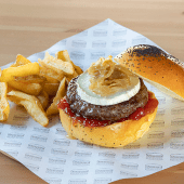 Abracadabra burger