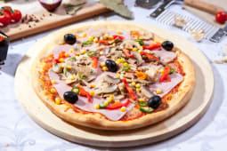 Pizza  mexicana mare