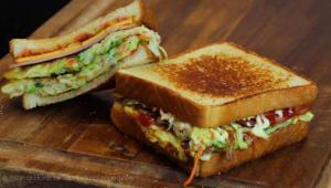 Korean sandwich - 1pc