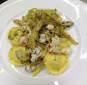 Medaglioni di patate al tartufo