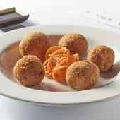 Cangrejo surimi tempurizado