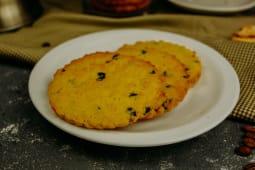 Кукурузное печенье