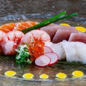 Sashimi  mix 12 pezzi