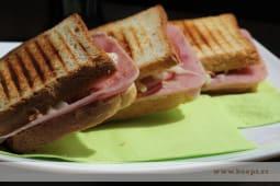 Tost topli sendvič