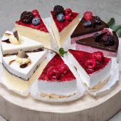 Le fette di torta - 1 fetta singola
