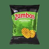 Zambos Platano Originales 140g