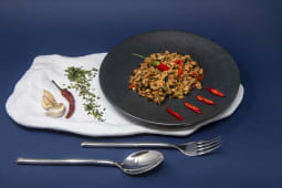 "Royal ""Holy Basil Stir Fry"""