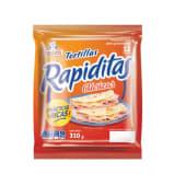 Tortillas Bimbo Rapiditas Clásicas 310gr