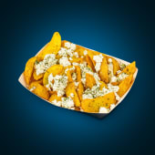Cheesy fries Feta