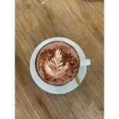Café caliente orgánic