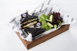 Клаб-сэндвич с тунцом