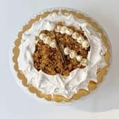 Tort de Bezea Carrot Cake Nest