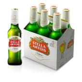 Cerveza Stella Artois Six Pack 330ml