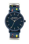 Reloj Mahou by Mr. Boho, caña azul