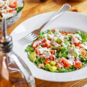 Salmone Salad