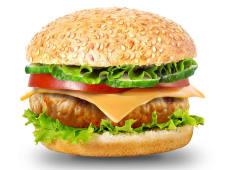 Чикен чизбургер