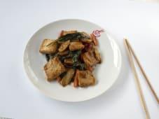 Тофу в стилі Три склянки (250г)
