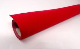 Papel Gamuza Rojo 50Cmx70Cm
