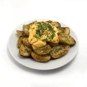 Patatas bravas estilo Vegetalia