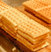 Waffles congelados clásicos
