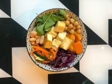 Bowl Tofu vegan best