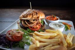 La Rosa burger