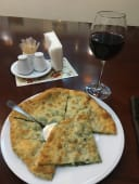 Хачапурі зі шпинатом (280г)