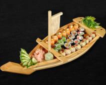 Morning star (sushi boat)