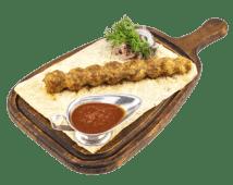 Люля кебаб з курячого м'яса (150/40г)