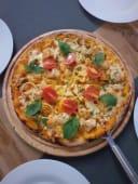 Піца з морепродуктами (350г)