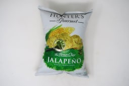 Hunter's Gourmet Jalapeno Wholegrain Chips
