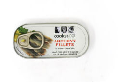 Cooks & Co Anchovy Fillets