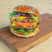 Double - Cheeseburger