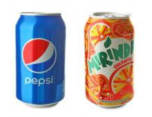 Охолоджений Pepsi/Mirinda (0,33л)