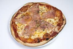 Pizza traviata (33 cm.)