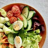 Salada Vegetariana