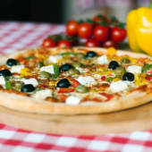 Pizza Grecka 24 cm