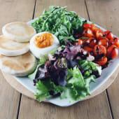 Ensalada pugliese sin gluten