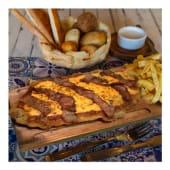 Cheddar Y Bacon