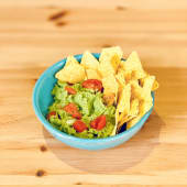 Guacamole com Tortilha Chips