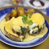 Huevos Benedict Barcelona