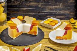 Tarte Sorbet Macarons