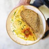 Crea tu Omelette a tu Gusto