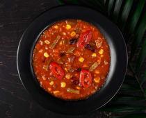 Чілі суп (300г)