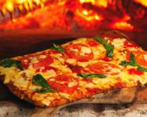 Pizza Margherita clásica - Grande