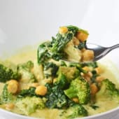 Карі суп з нуту та шпинату (300г)