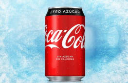 Coca-Cola Zero lata (330 ml.)