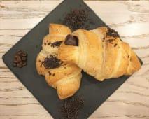 Croissant com Chocolate